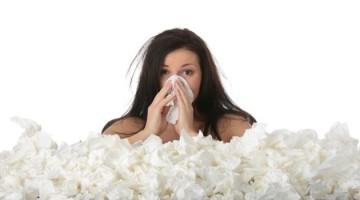 cold flu sneeze