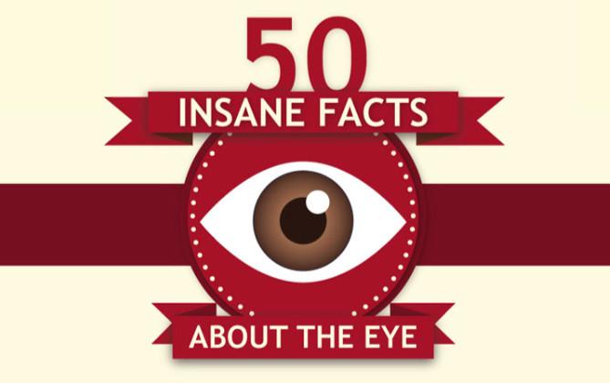 insane eye facts