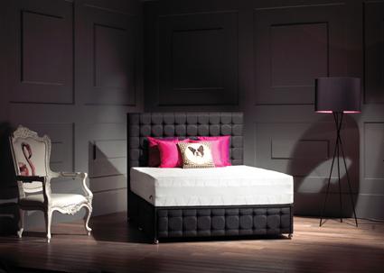 octaspring Venice Bed