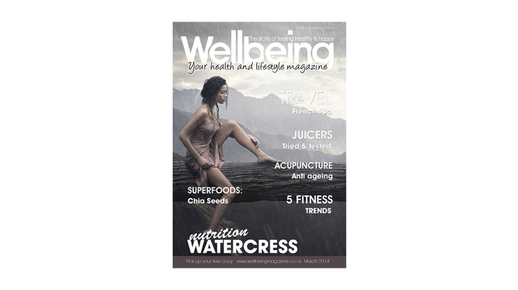 Wellbeing Magazine March 2014