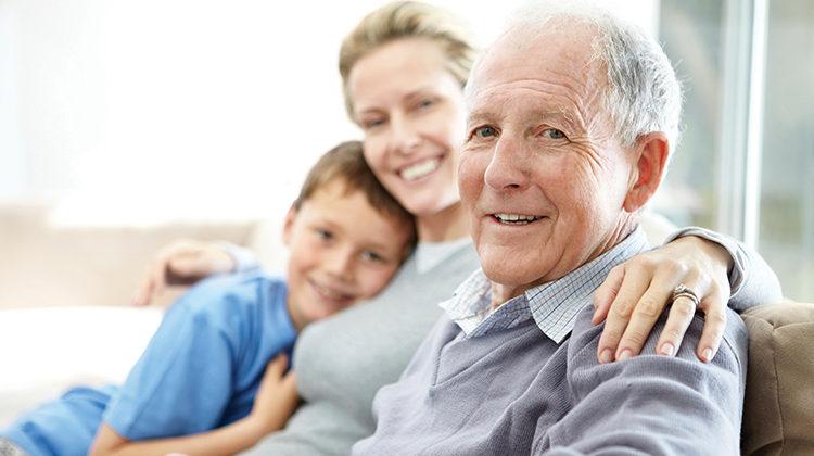 caring for older parent