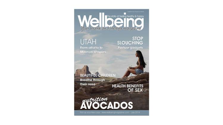 Wellbeing Magazine July 2014