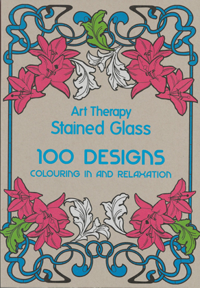 art therapy stained glass