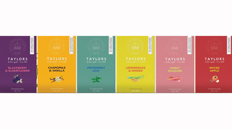 taylors harrogate herbal teas