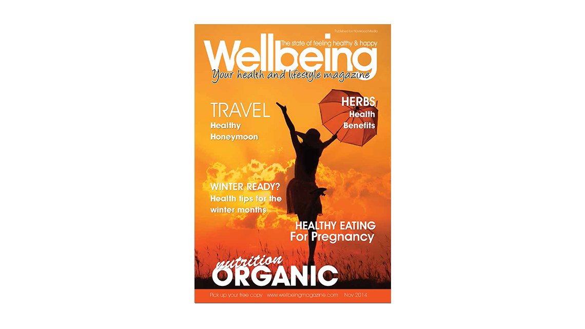 Wellbeing Magazine November 2014