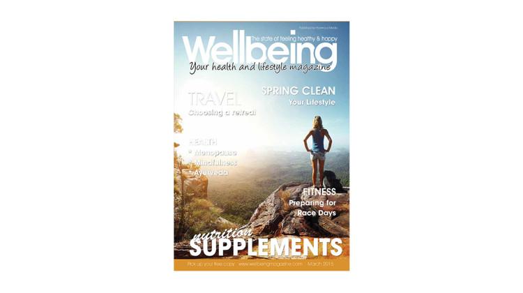 Wellbeing Magazine March 2015