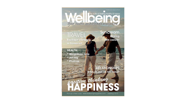 Wellbeing Magazine July Issue