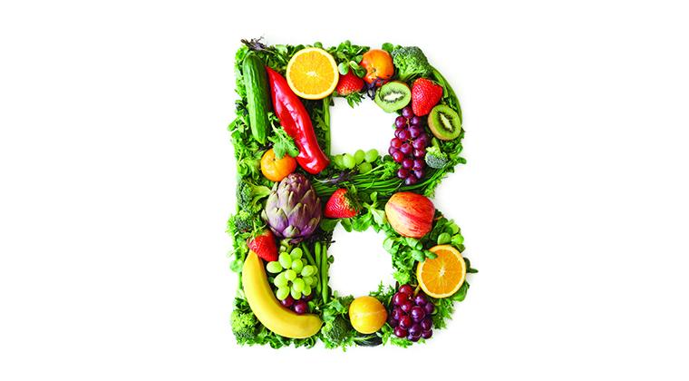 B-vitamin-vegetables