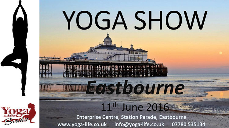 Eastbourne Yoga Show